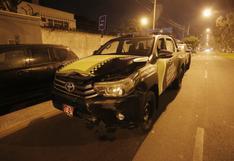 San Isidro: chofer en presunto estado de ebriedad atropelló a dos personas y en su huida impactó con vehículo de serenazgo
