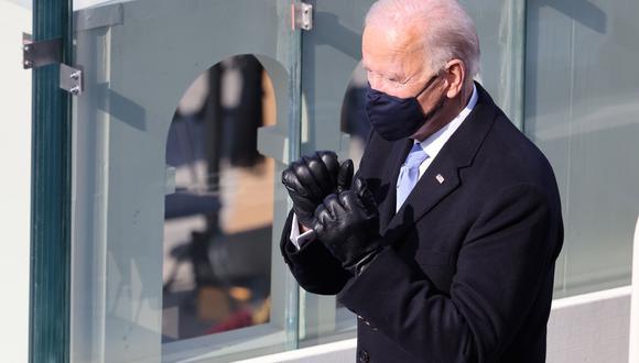 Joe Biden, el presidente de Estados Unidos. EFE/EPA/Tasos Katopodis