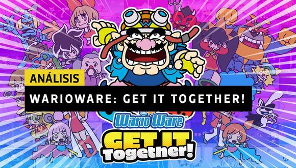 WarioWare: Get It Together! (Imagen: Nintendo)