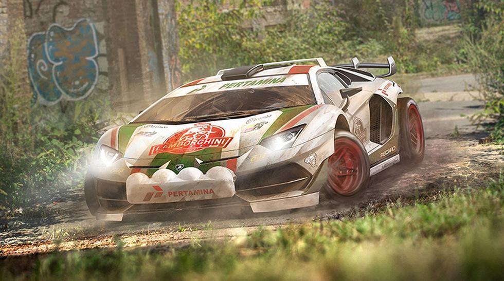 superdeportivos de rally