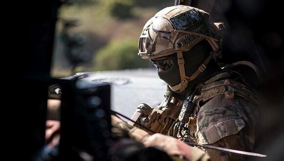 Cada hora de sueño para un militar puede ser valiosa en el campo de batalla. (J.Bardenete / Armée de Terre)