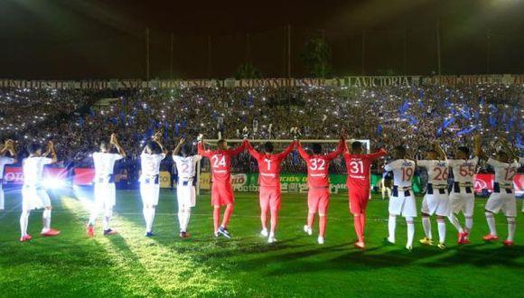 Alianza Lima fue el club peruano con más interacciones en la primer semestre del año. (Foto: Alianza Lima)