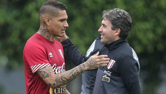 Néstor Bonillo habló del retorno de Paolo Guerrero a la selección peruana. (Foto: GEC)