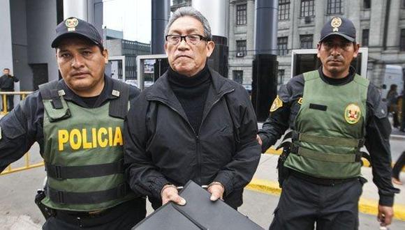 Ex coronel Jesús Zamudio fue absuelto por el Poder Judicial