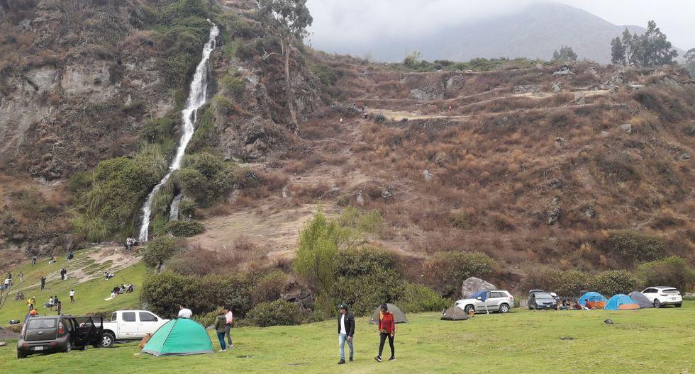 Obrajillo está en el Municipio de Canta, a tres hora de Lima.