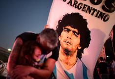 """""""Verlo jugar fue increíblemente hermoso"""": Juan Román lamenta muerte de Maradona"""