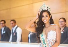 Camila Escribens ya no representará a Perú en el Miss Supranational por motivos de salud