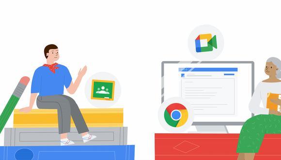 Google for Education.(Google)