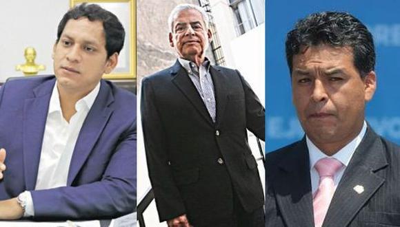 Gobernadores de La Libertad y Cusco opinaron sobre designación de César Villanueva como primer ministro. (Foto: archivo)