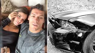 "'Pato' Parodi sufre accidente automovilístico: ""Solo fueron daños materiales"""