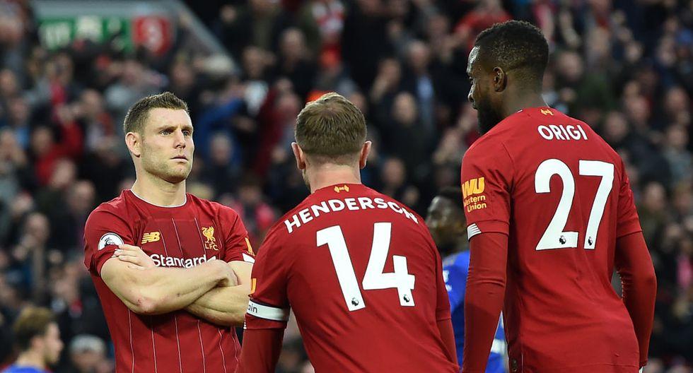 Liverpool chocará con Tottenham por la Premier League. Conoce los horarios y canales de todos los partidos de hoy, domingo 27 de octubre. (AFP)
