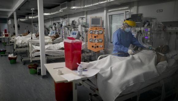 Coronavirus en Argentina | Últimas noticias | Último minuto: reporte de infectados y muertos hoy, lunes 19 de octubre del 2020 | Covid-19 | (Foto: AP/Natacha Pisarenko).