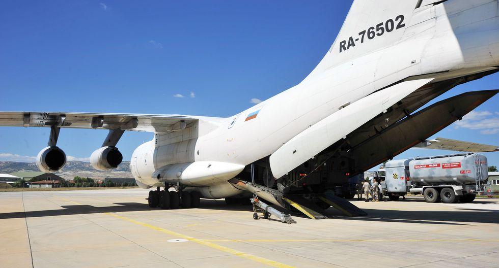 El sistema de misiles S-400 tiene un costo por unidad de US$500 millones. (AFP).
