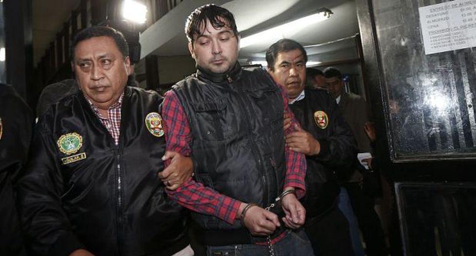 Cayó sujeto que mató a sus padres y sobrina en Puerto Maldonado