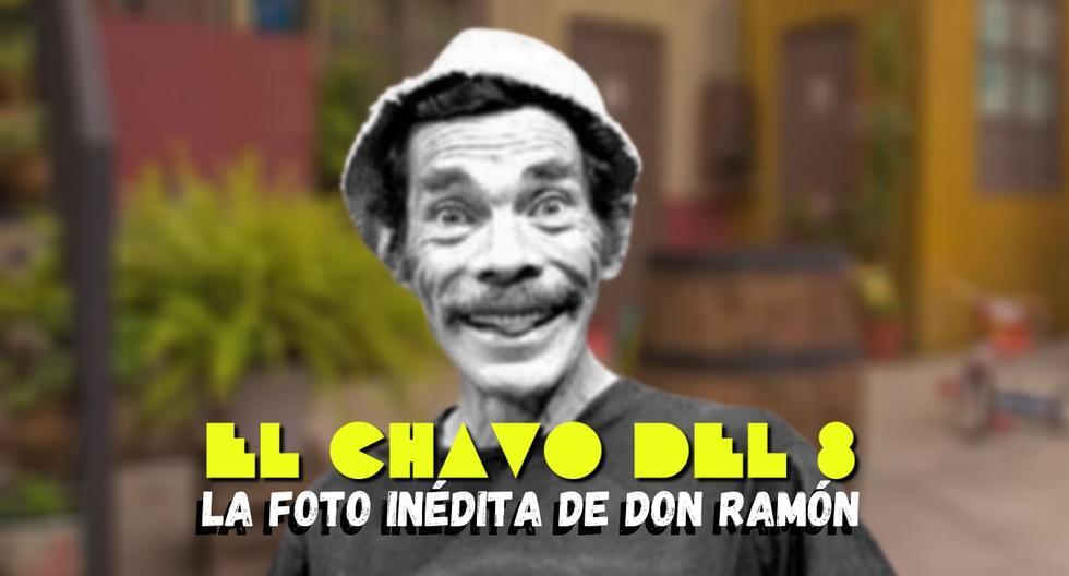 FOTO 1 DE 5 | Carmen Valdés, una de las hijas del querido 'Don Ramón', compartió una foto viral inédita de su padre y desató ola de nostalgia en las redes sociales. | Crédito: airbnb.mx/Composición. (Desliza hacia la izquierda para ver más fotos)