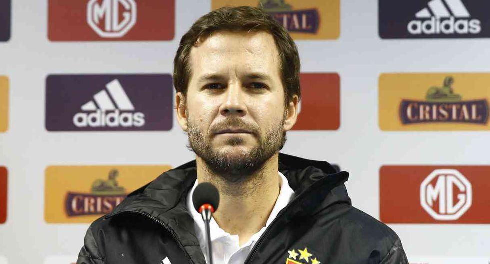 Manuel Barreto indicó que el fútbol les tiene una deuda a los jugadores de Sporting Cristal. (Foto: GEC)