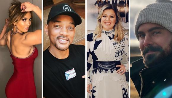 Así es como Jennifer López y más estrellas de Hollywood celebran el Día de Acción de Gracias (Fotos: Instagram)