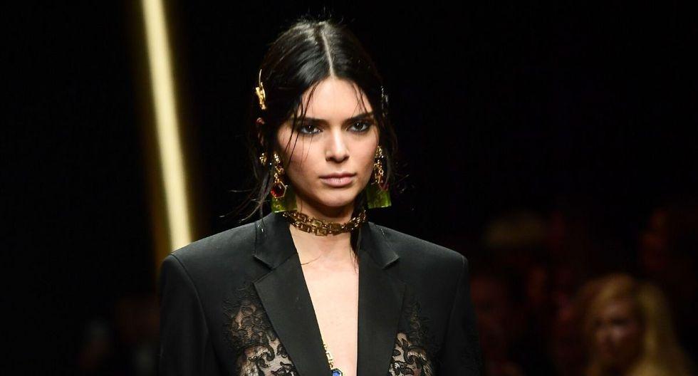A lo largo del tiempo, Kendall ha hecho decenas de campañas publicitarias.  (AFP)