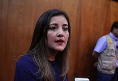 Equipo especial inicia investigación contra Yamila Osorio por presuntos pagos ilícitos de ICCGSA