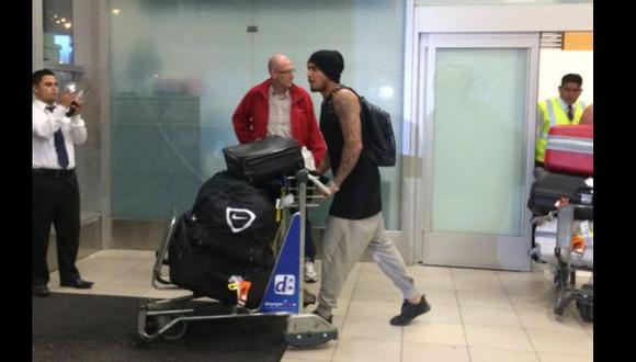"""Juan Vargas en Lima: """"Siempre estoy dispuesto a dar lo mejor"""""""