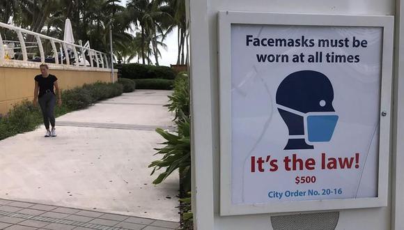 Coronavirus en Florida | Ultimas noticias | Último minuto: reporte de infectados y muertos martes 7 de julio del 2020 | Covid-19 | (Foto: EFE/Ana Mengotti).