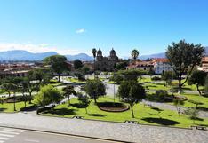 """""""Cajamarca: belleza, soledad y coraje"""": fotógrafo retrata una ciudad histórica asediada por la pandemia"""