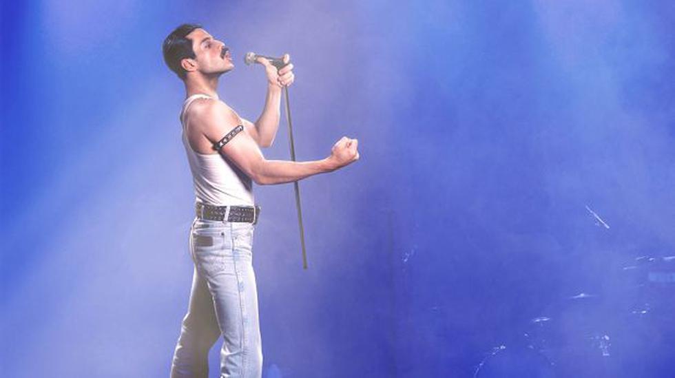 Una crónica de los años que llevaron hasta la legendaria presentación de Queen en el concierto de 1985 conocido como Live Aid. 'Bohemian Rhapsody, la historia de Freddie Mercury' ya está en los cines de todo el mundo, con Rami Malek como el mítico músico británico, uno de los más famosos de todos los tiempos (Foto: 20th Century Fox)