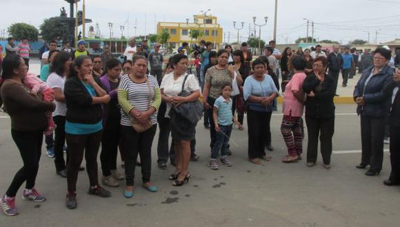 Áncash: exigen justicia por asesinato del alcalde de Samanco