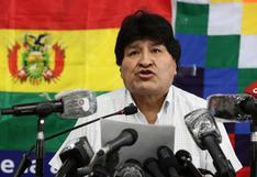 Evo Morales prepara su regreso a Bolivia y descarta participar en el nuevo gobierno de Luis Arce