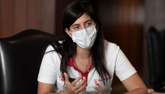 María Antonieta Alva. (Foto: Renzo Salazar)