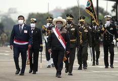 Desfile militar: ¿por qué el presidente Castillo no portaba el bastón y la placa de mando que lo identifican como jefe supremo de las Fuerzas Armadas?