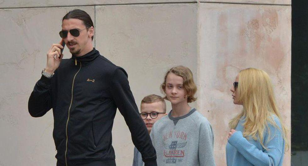 Zlatan Ibrahimovic ha iniciado una nueva vida en Estados Unidos. No extraña en lo absoluto la ciudad de Manchester y ve a Hollywood como un lugar importante para iniciar una nueva faceta. (Foto: The Mega Agency)