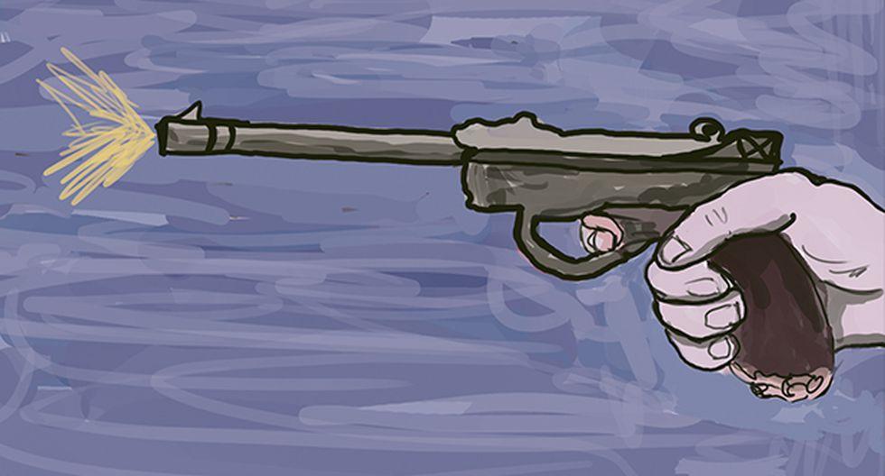 Cunde la delincuencia. (Ilustración: Giovanni Tazza)