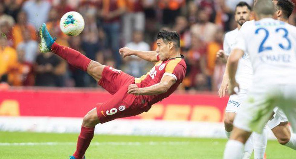 Radamel Falcao, delantero de 32 años. (Foto: Reuters)