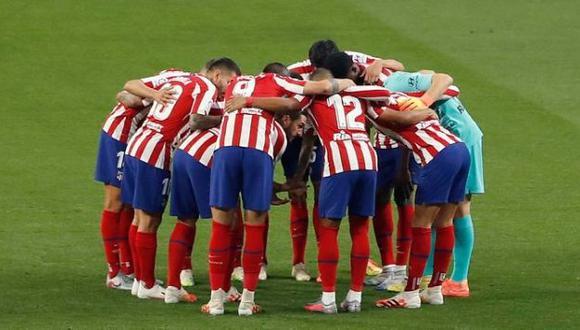 Atlético de Madrid y Leipzig se enfrentarán en cuartos de final de la Champions League. (Foto: Atlético de Madrid)