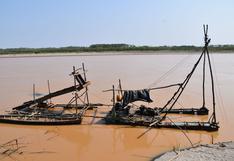 Madre de Dios: PNP destruye equipos valorizados en más de S/6 millones en operativos contra la minería ilegal