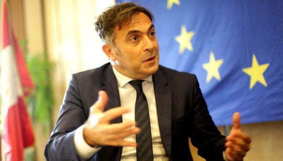 Doménico Tuccinardi afirma que las recomendaciones de fondo se vienen reiterando desde el 2011. (Foto: Nancy Chappell/ El Comercio)