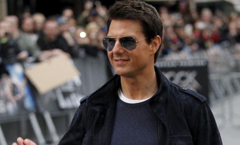 "Tom Cruise, protagonista de ""Top Gun: Maverick"". (Foto: EFE)"