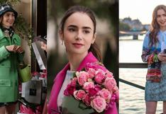 """Emily en París"": 5 looks que amamos de la serie de Netflix   FOTOS"