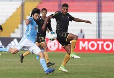 Sporting Cristal ganó el Grupo A de la Fase 2 tras empatar 1-1 frente a UTC de Cajamarca