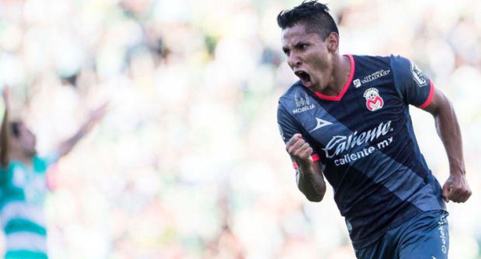 Raúl Ruidíaz y sus tres goles en la victoria 4-2 del Monarcas