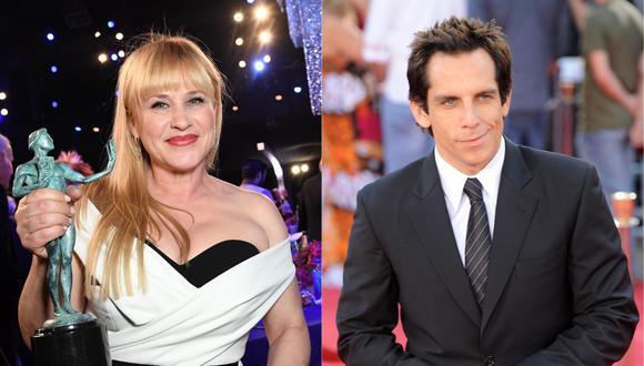 Patricia Arquette protagonizará una serie para Apple TV+, la cual será dirigida por Ben Stiller. (Foto: VALERIE MACON/ ROBYN BECK / AFP)