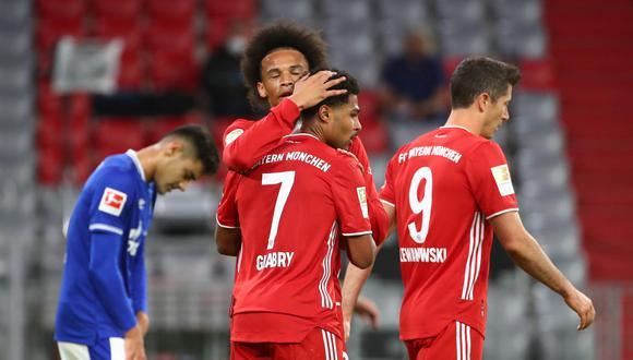 Bayern Munich enfrenta el jueves al Sevilla por el título de la Europa League. (Foto: Reuters)