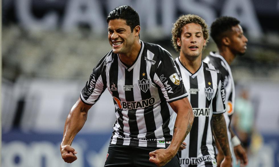 Cerro Porteño vs. Atlético Mineiro: las imágenes del partido por la Copa Libertadores | Foto: @Libertadores
