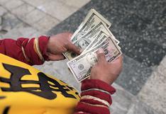 Dólar en Perú, hoy jueves: a cuánto se cotiza el tipo de cambio