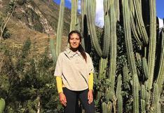 Saida Meneses, la atleta que enseña quechua en tiempos de cuarentena