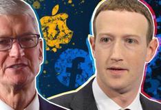 Apple vs Facebook: qué hay detrás de la intrigante mala relación entre las dos compañías tecnológicas