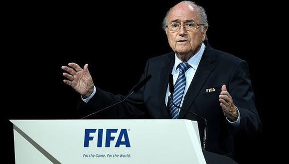 Blatter no viajará a Nueva Zelanda para final de Mundial Sub 20