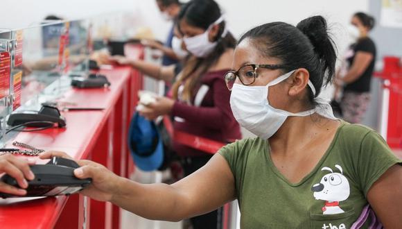El Bono 600 soles empezará a entregarse este 17 de febrero al Grupo de Hogares 1, donde están los ciudadanos de programas sociales. (Foto: Andina)