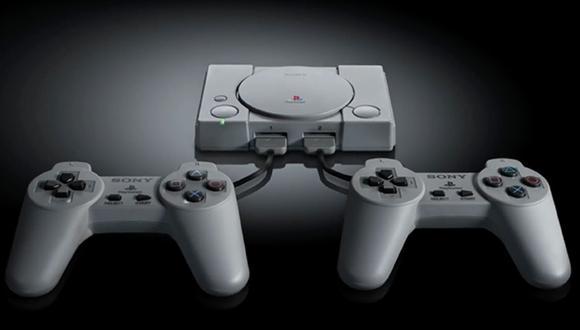 La PlayStation Classic incluirá un cable HDMI para conectarlo a la TV, un cable USB y dos controles. (Fotos: PlayStation)